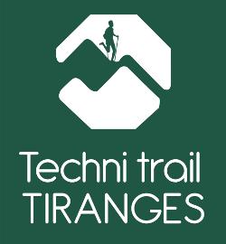 Capture du site Techni'Trail de Tiranges 2021